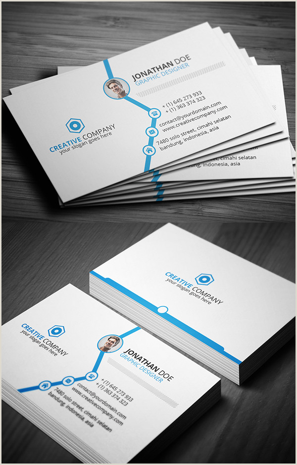 Bad Business Card Design 80 Best Of 2017 Business Card Designs Design