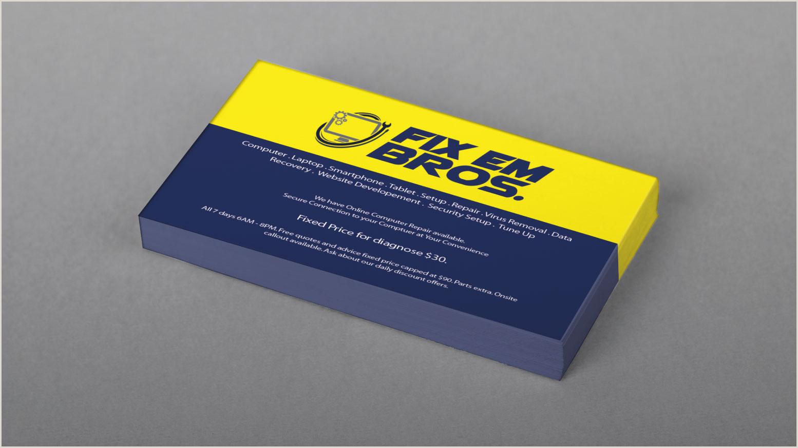 Bad Business Cards 4 Characteristics Of A Bad Business Card Design