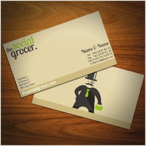 Band Business Cards Unique 38 Unique Business Cards That Will Make You Stand Out