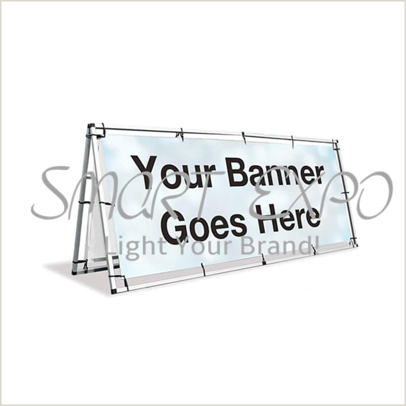 Banner Holders Outdoor 2020 Outdoor Monsoon A Frame Banner 100 250cm With Sliver