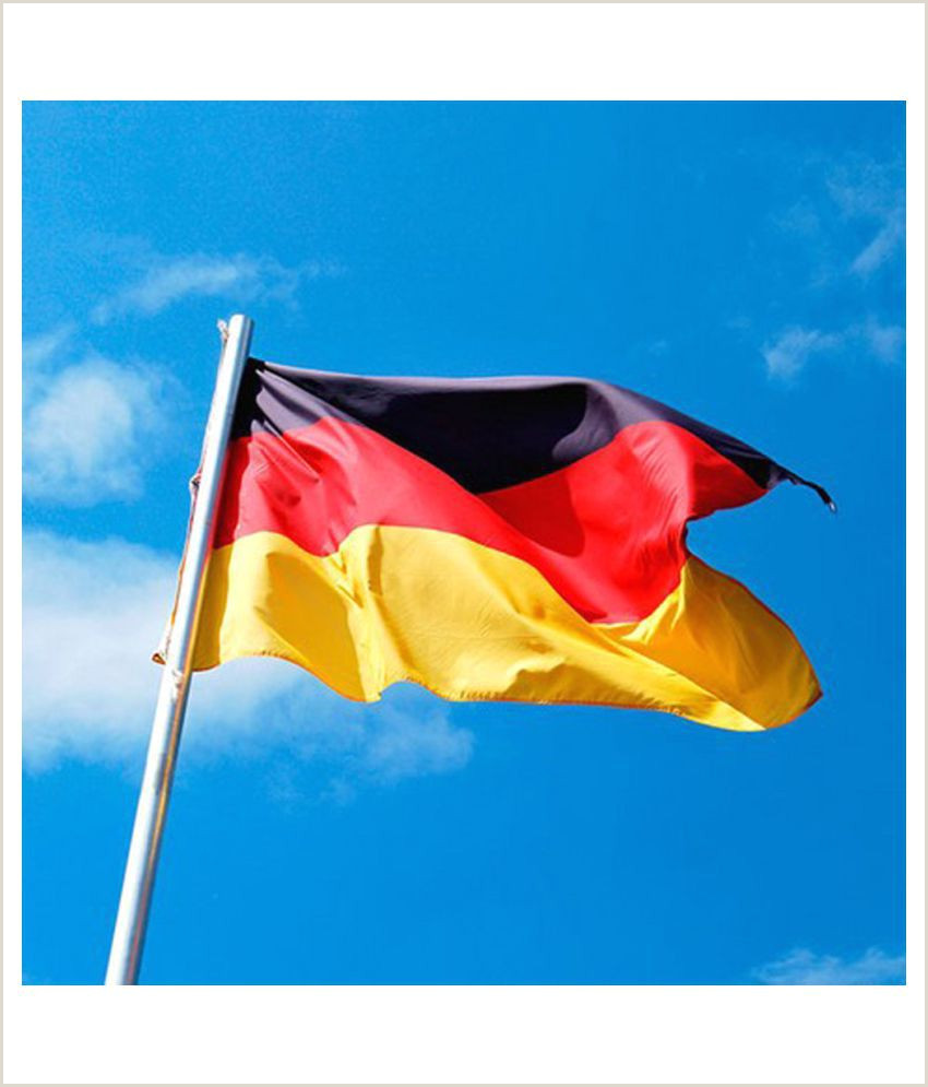 Banner Holders Outdoor 3x5ft Germany Flag German Country Banner Deutschland Pennant