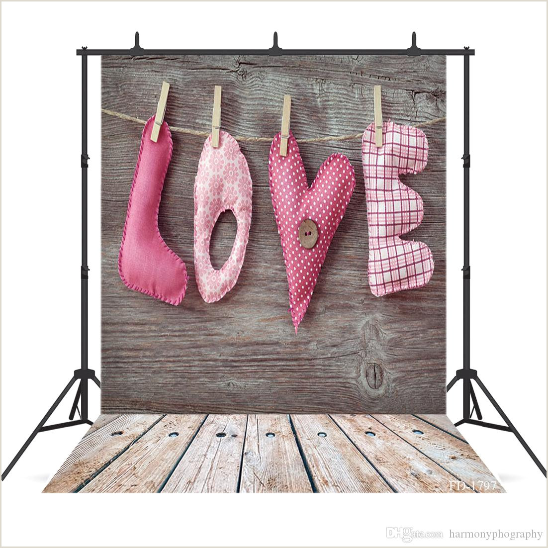 Banner Light Screen 2020 Love Banner Graphy Background Wooden Floor Backdrop Portrait For Wedding Child Baby Shower Backdrop Studio From Harmonyphography