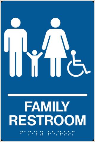 Banner Sign Holders Washroom Signs – Western Safety Sign