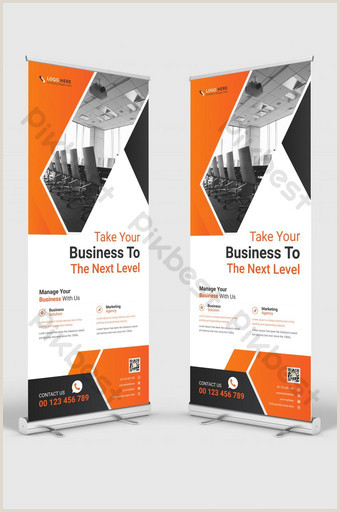 Banner Stand Designs Banner Stand Templates