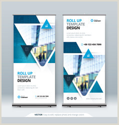 Banner Stand Designs Banner Stand Vector Over 27 000