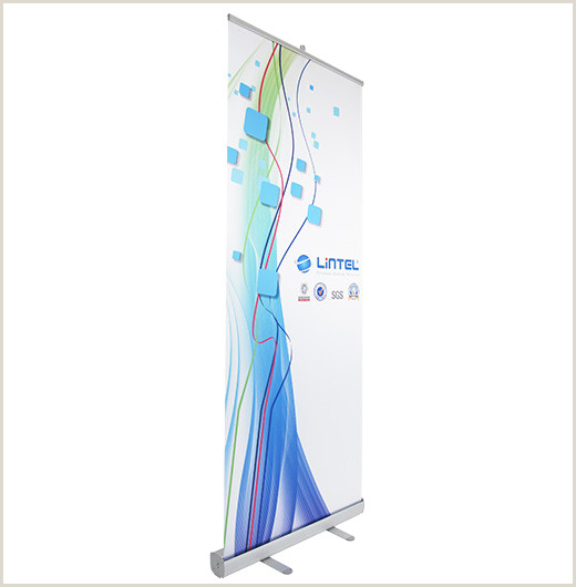 Banner Stand Dimensions Banner Stands Single Sided Retractable Banner Stands