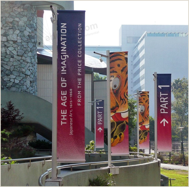 Banner Stand Horizontal Outdoor Advertising Pole Flying Banner Stand Wholesale Buy