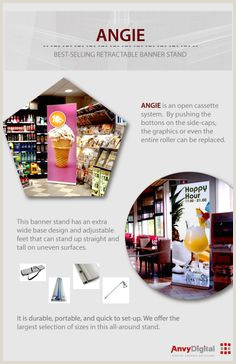 Banner Stand Instructions 30 Best Projects & Ideas Banner Stands Images