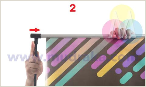 Banner Stand Instructions How To Setup An L Banner Stand Steps With Illustrations