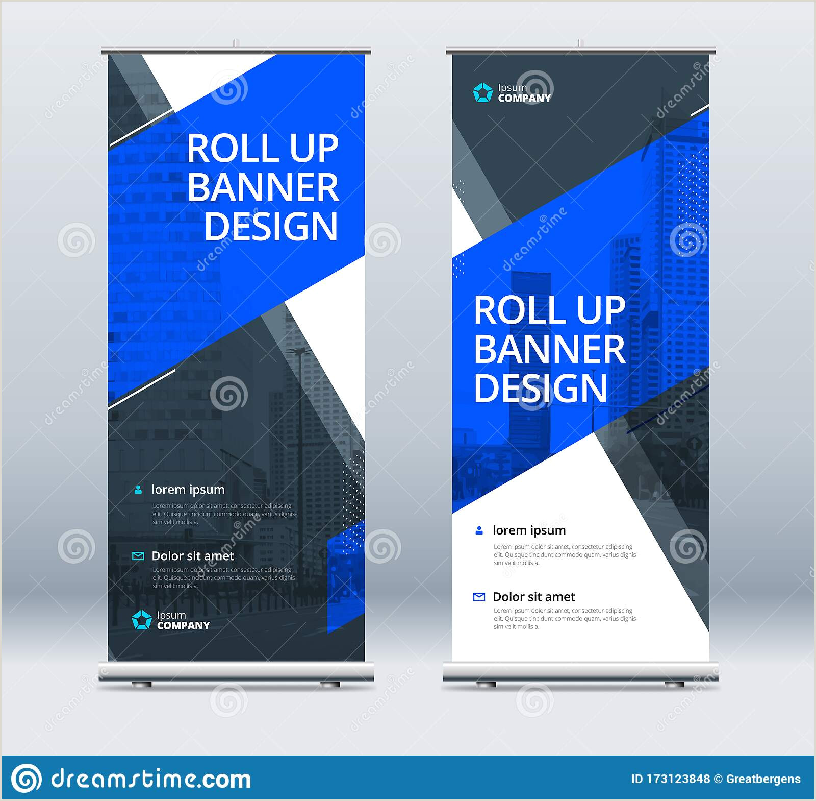 Banner Stand Retractable Banner Retractable Stock Illustrations – 701 Banner
