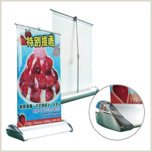 Banner Stand Up China Tabletop Roll Up Banner Stand Up1 0 China Roll Up