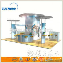 Banner Trade Show Exhibition Booth 6x9m 20x30ft China Exhibition Booth 6x9m