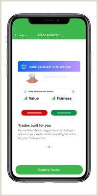 Banner Trade Show Ibm And Espn Announce New Feature In Fantasy Football App
