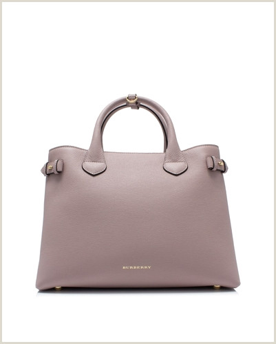 Banners On The Cheap Coupon Code Burberry Burberry House Check Derby Leather Medium Banner Tote