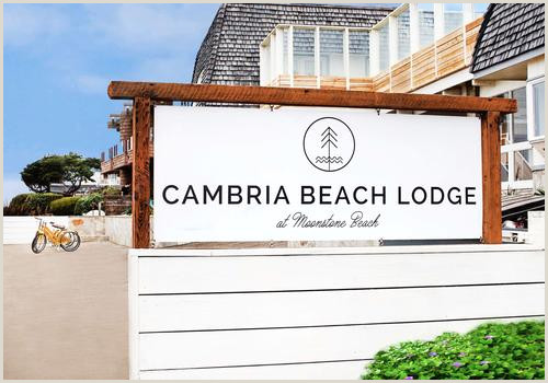 Banners On The Cheap Coupon Code Cambria Beach Lodge $162 $̶2̶9̶2̶ Cambria Hotel Deals