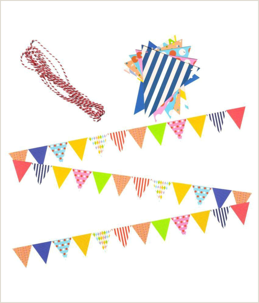 Banners On The Cheap Coupon Code Party Bunting Flags Banner For Kids Room Play School Decoration Birthday Party Baby Shower Multi Color