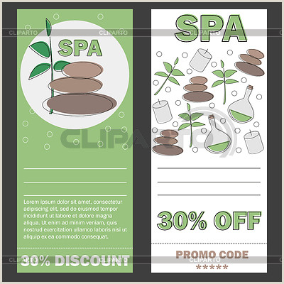 Banners On The Cheap Coupon Code Voucher Stock S And Vektor Eps Clipart