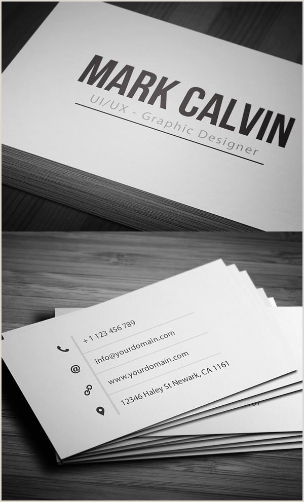 Basic Business Card 80 Best Of 2017 Business Card Designs Design