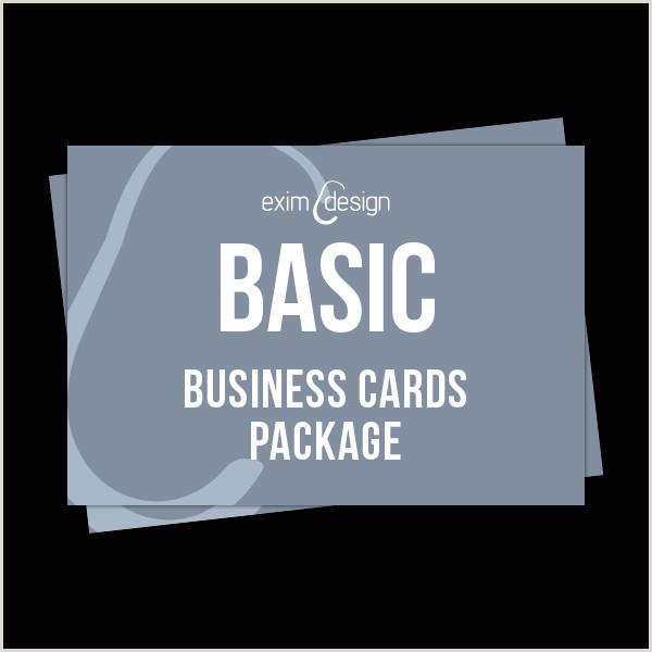 Basic Business Card Basic Business Card