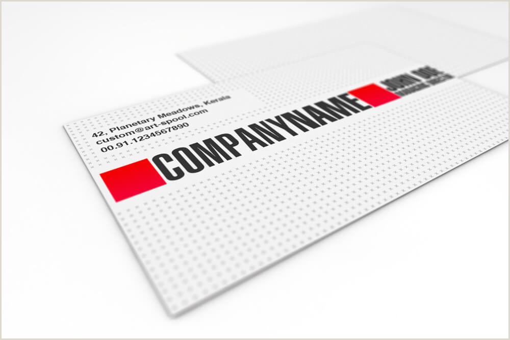Basic Business Card Templates 75 Free Business Card Templates That Are Stunning Beautiful