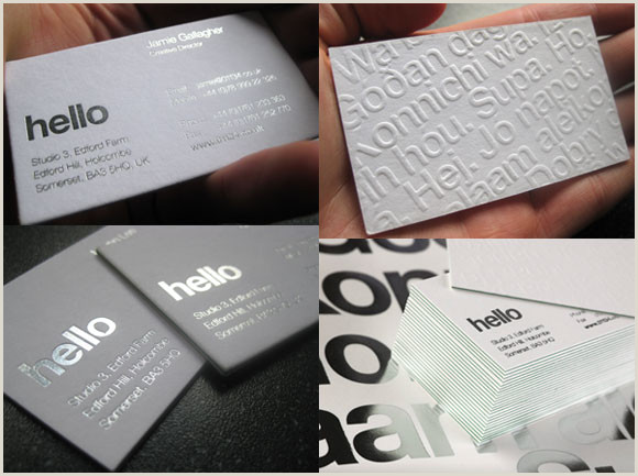 Best Buisness Card 38 Business Cards Of Designers In The Munity