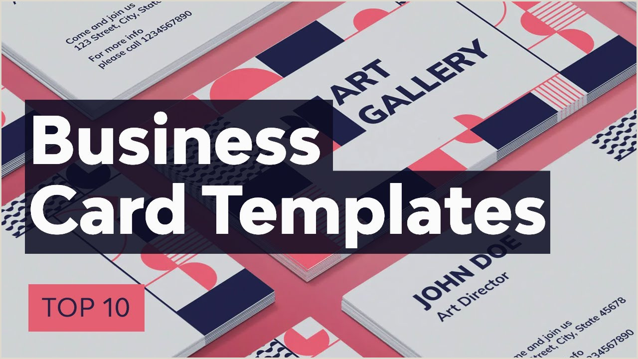 Best Business Card Design 2020 2020 Business Card Design Guide To New Trends & Modern Styles
