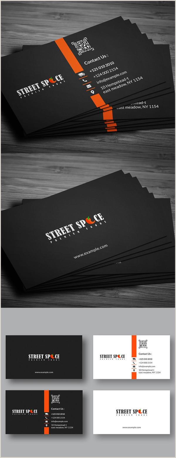 Best Business Card Design 2020 Business Card Templates – 29 Design Design
