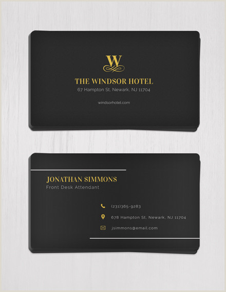 Best Business Card Examples 18 Business Card Examples Templates & Design Ideas