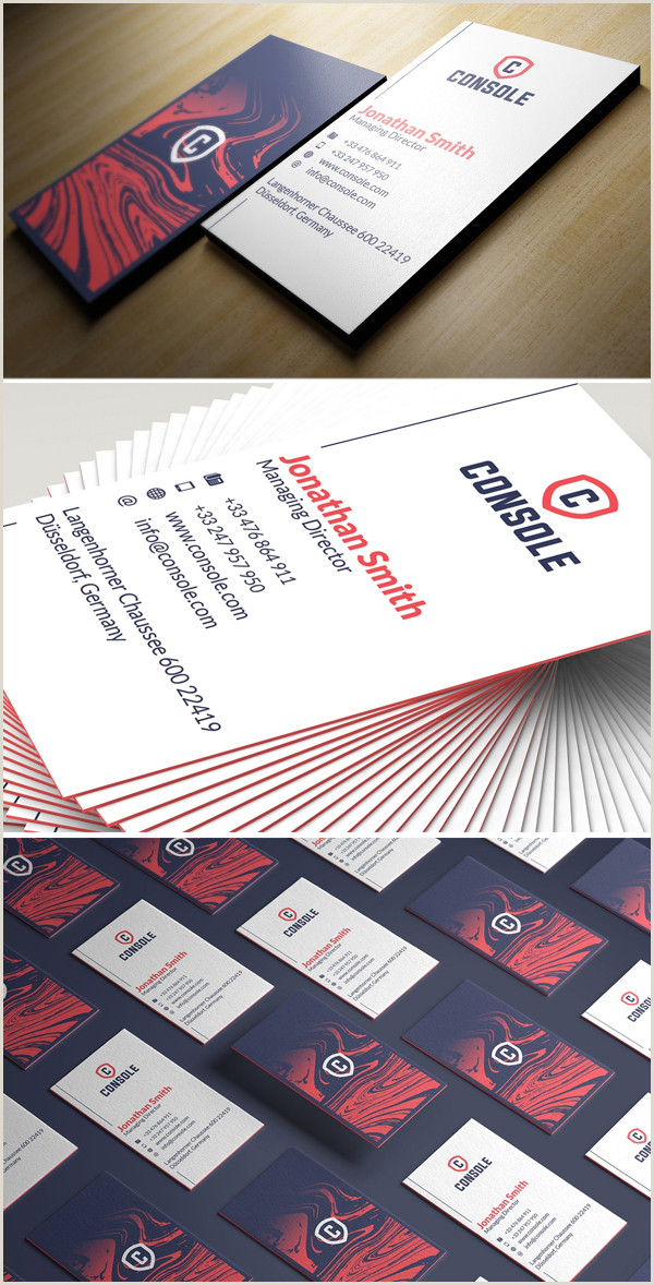 Best Business Card Website 2020 25 Best Business Card Templates For 2020