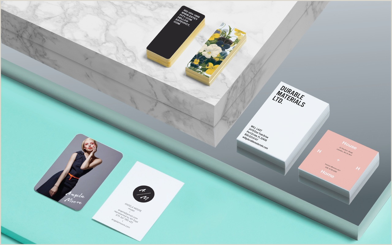 Best Business Card Website 2020 Top 6 Websites To Create The Best Business Cards