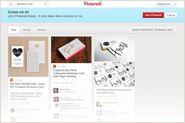 Best Business Card Website 22 Best Places To Find Business Card Design Inspiration