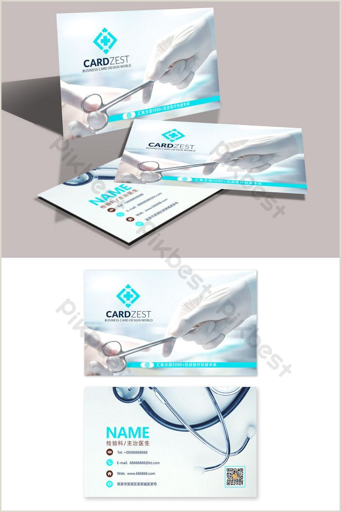 Best Business Cards 2020 Healthcarr Hospital Doctor Nurse Medical Pharmacy Business Card