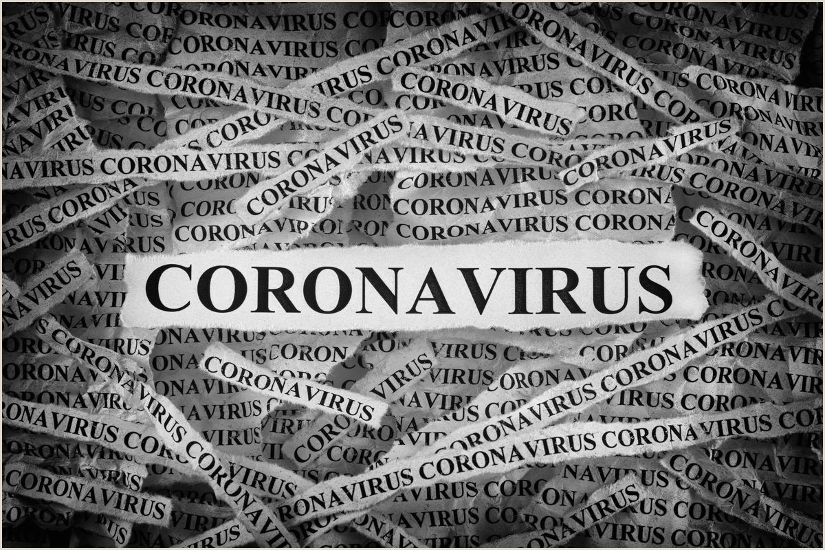 Best Business Cards 2020 Healthcarr Impact The Coronavirus Business