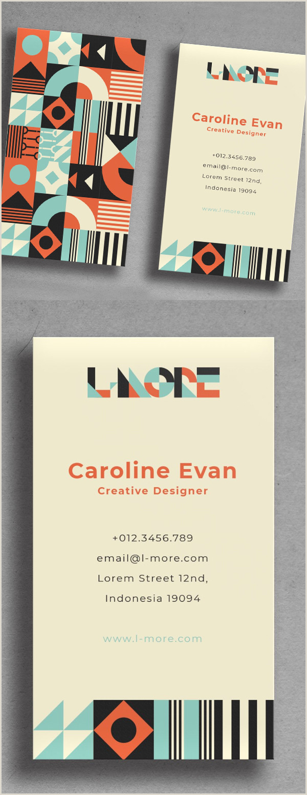 Best Business Cards 20209 25 Best Business Card Templates For 2020