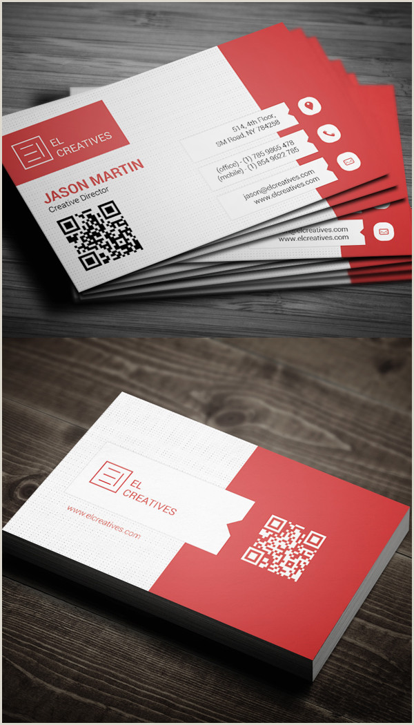 Best Business Cards 20209 36 Modern Business Cards Examples For Inspiration