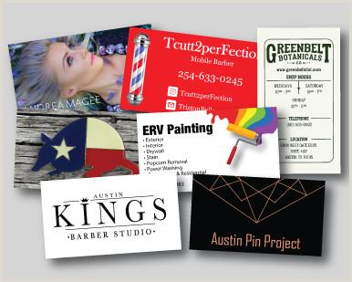 Best Business Cards Austin Upload Your Design