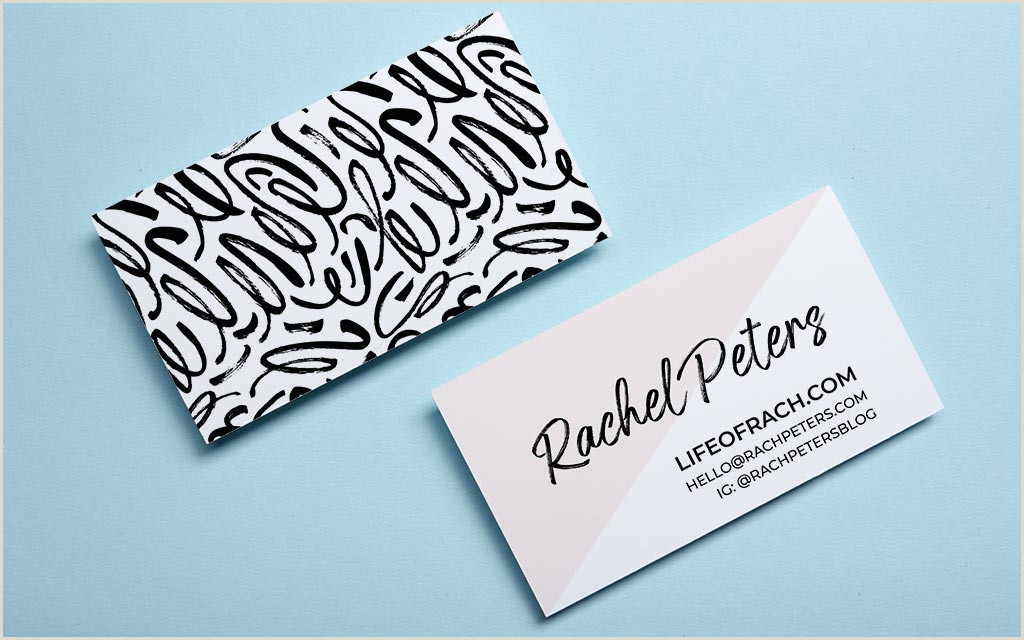 Best Business Cards Black And White Font 15 Best Free Fonts For Your Business Card Designs