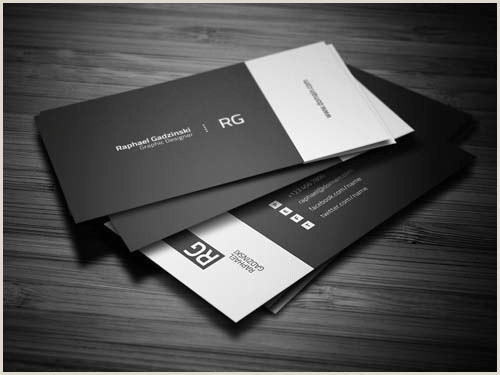 Best Business Cards Black And White Font Black And White Business Cards Design 50 Inspiring Examples