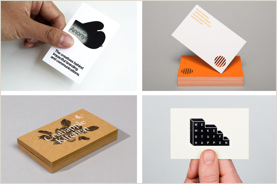 Best Business Cards Bofa The Best Business Card Designs No 5 — Bp&o