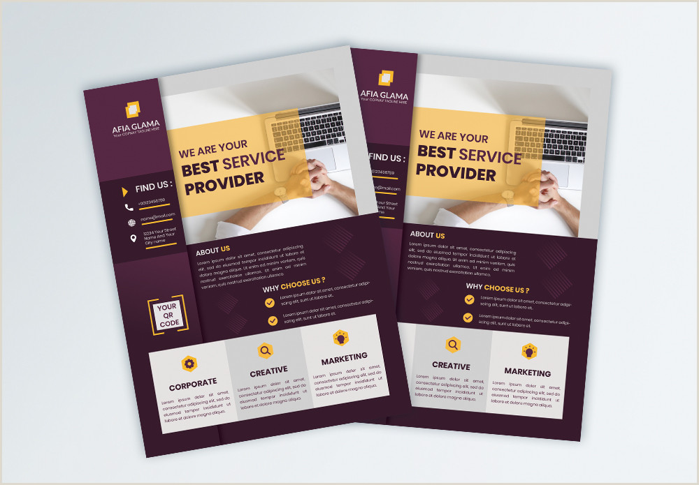 Best Business Cards Compay Flyer Pany Graphic Design Templates