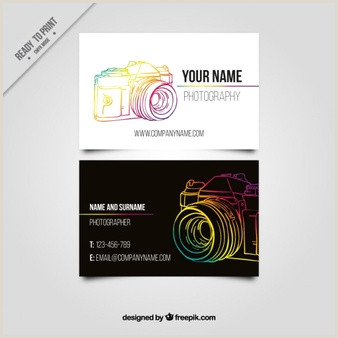 Best Business Cards Compay Graphy Business Card