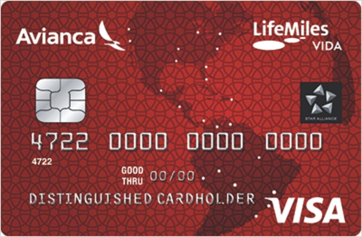 Best Business Cards Credit Avianca Credit Card Is Issued By Banco Popular De Puerto