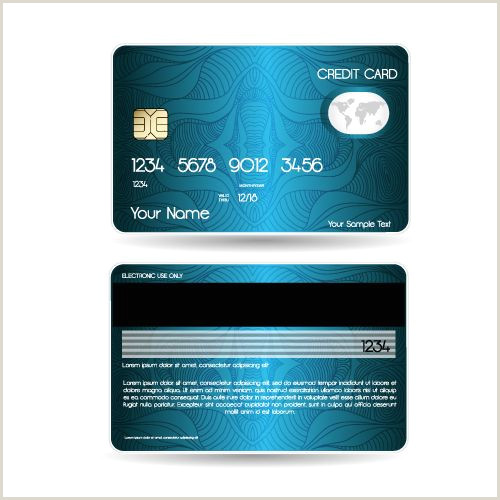 Best Business Cards Credit Credit Card On Behance