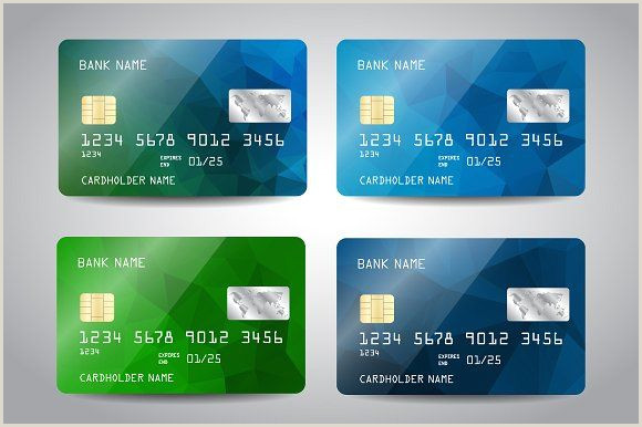 Best Business Cards Credit Credit Card Templates