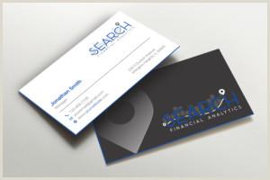 Best Business Cards Financ Financial Business Cards