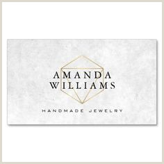 Best Business Cards For A Jewelry Designer 40 Business Cards For Jewelry Designers Etsy Shops Ideas