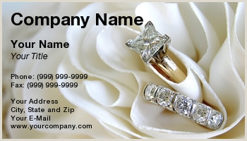 Best Business Cards For A Jewelry Designer Jewelry Business Cards