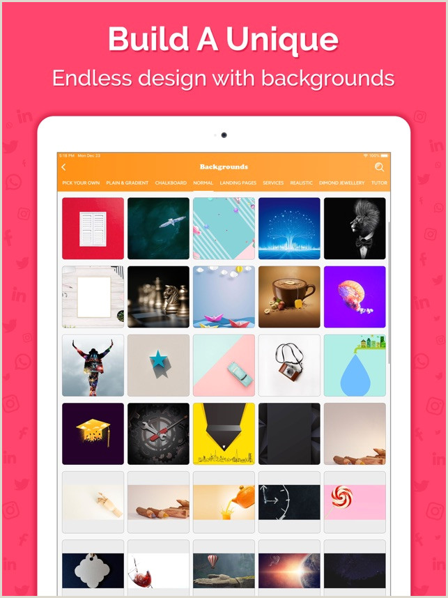 Best Business Cards For A Jewelry Designer Social Media Post Maker On The App Store