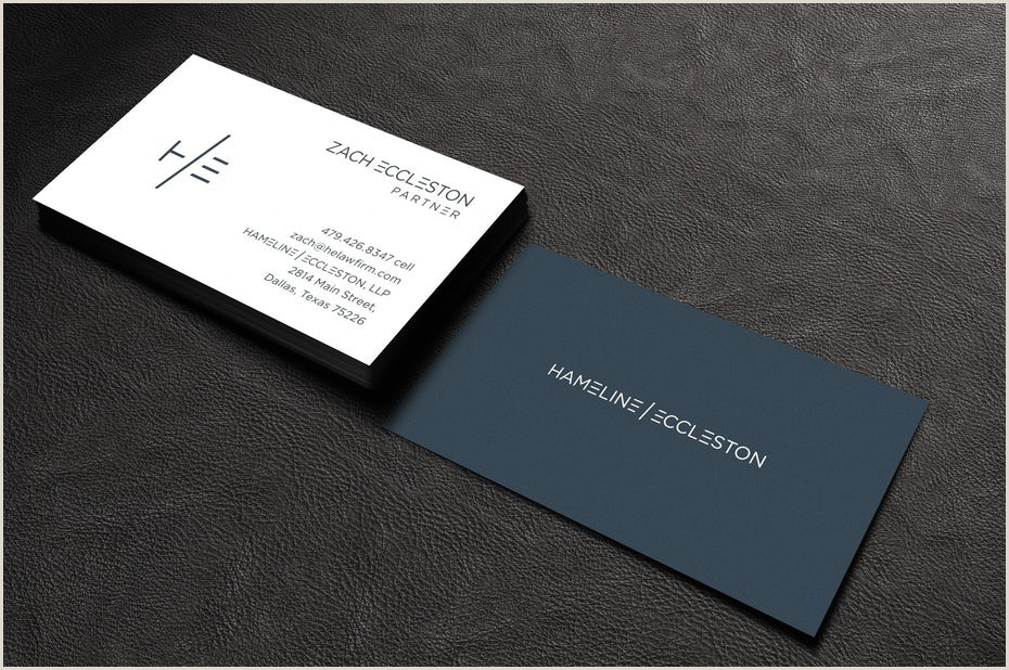 Best Business Cards For Attorneys 19 Lawyer Business Cards That Do Design Justice 99designs