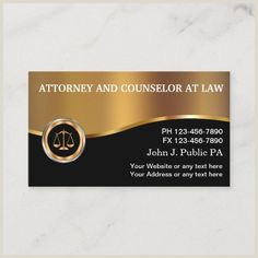 Best Business Cards For Attorneys 300 Best Attorney Business Cards Images In 2020